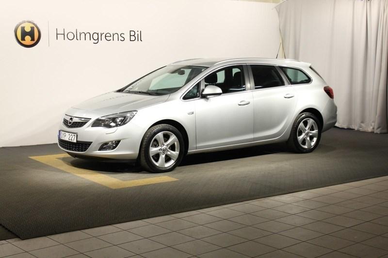 begagnad Opel Astra Kombi 1.7D EcoFlex Sport