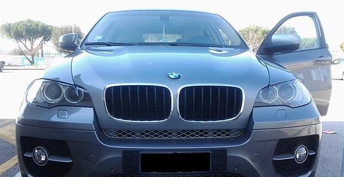 S 229 Ld Bmw X6 3 0 D Xdrive 2010 Suv Begagnad 2010 3 500