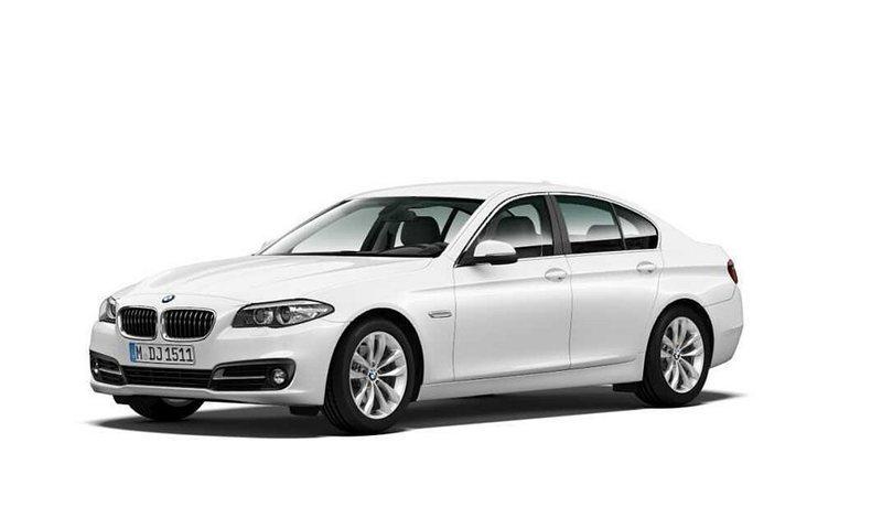 gebraucht BMW 520 d xDrive Sportpaket Navigation