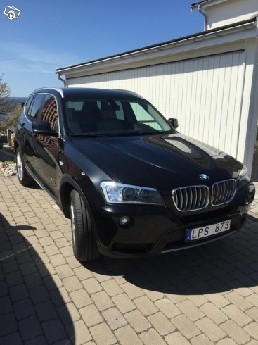 s ld bmw x3 2 8 i comfort 11 begagnad 2011 mil i ngelholm. Black Bedroom Furniture Sets. Home Design Ideas