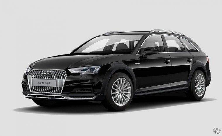 S 229 Ld Audi A4 Allroad Quattro 2 0 T Begagnad 2018 1 Mil I Nyk 246 Ping