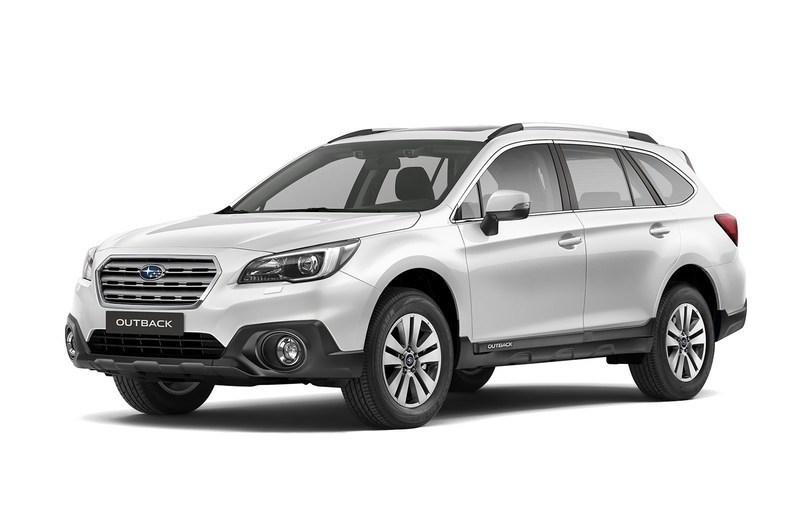 begagnad Subaru Outback 2.0D RIDGE