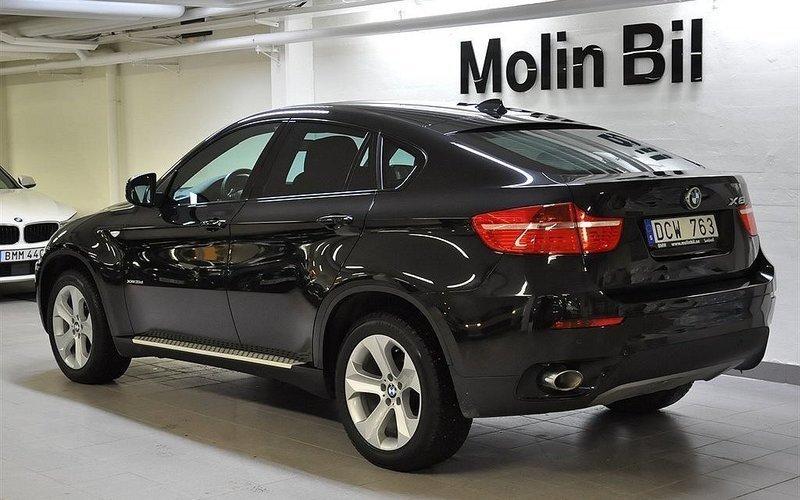 S 229 Ld Bmw X6 X Drive 35d R 228 Nta 2 Begagnad 2009 14 158 Mil I Sundsvall