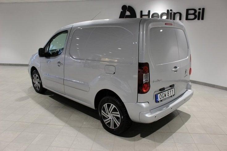 Såld Citroën Berlingo Skåp BlueHDi, begagnad 2016, 75 mil