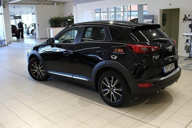 S 229 Ld Mazda Cx 3 Optimum 1 5 De 105 Begagnad 2016 1 896 Mil I Upplands V 196 Sby