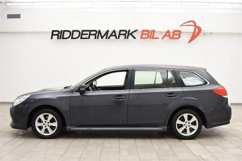 begagnad Subaru Legacy 2.0D Station 150hk 4WD / DRAG