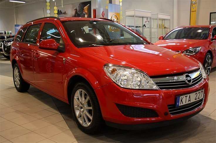 begagnad Opel Astra Enjoy Kombi 1.7CDTI M6