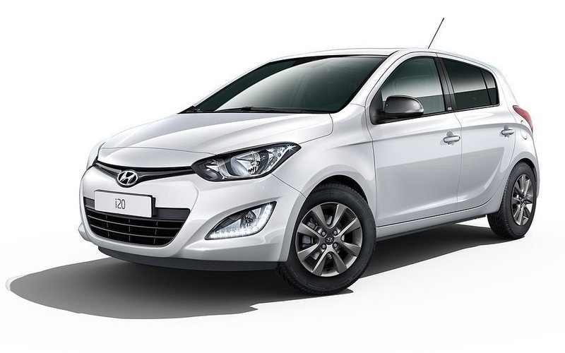 gebraucht Hyundai i20 1.2 M5 GO EditionPlus