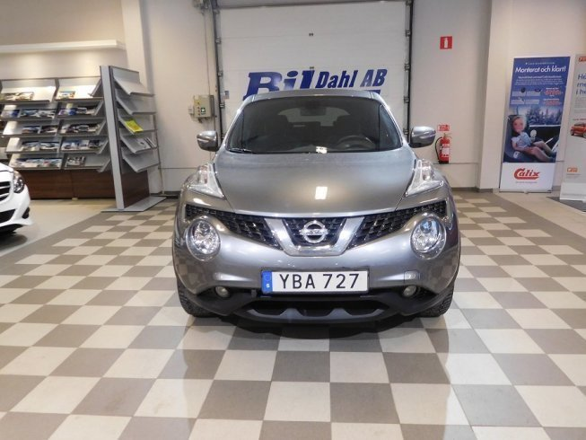 S ld nissan juke acenta connect di begagnad 2015 266 for Nissan juke lila