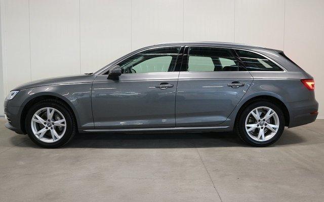 S 229 Ld Audi A4 Avant 2 0 Tdi 190h Begagnad 2017 1 474 Mil I Segeltorp