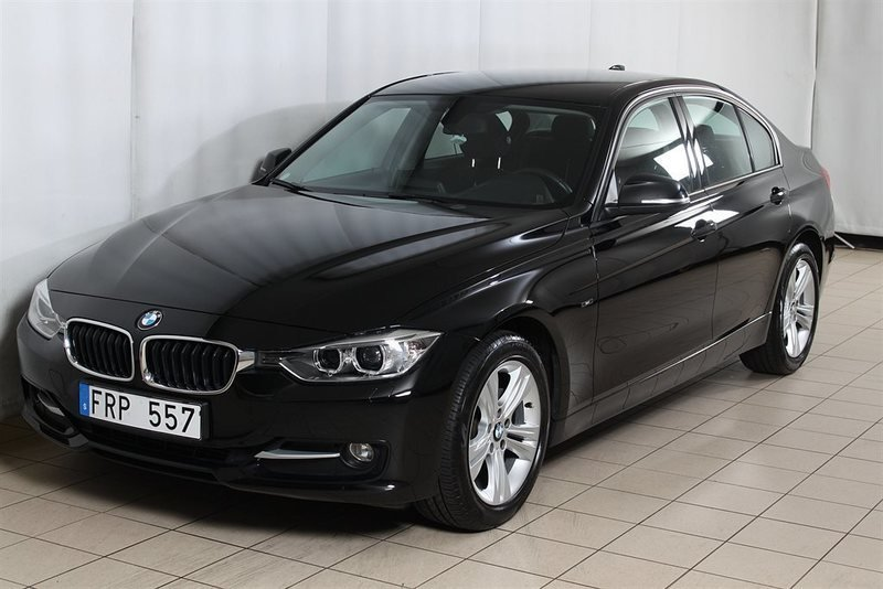 begagnad BMW 318 d Sedan Sedan