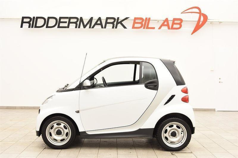 begagnad Smart ForFour II 1.0 mhd Coupé 61hk AUT / 1038MIL