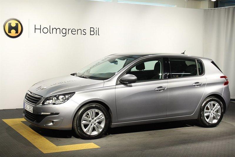 begagnad Peugeot 308 5D 1.6 e-HDi
