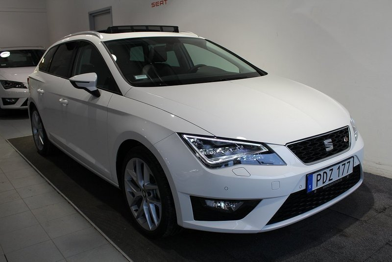 s ld seat leon st tdi 150 4drive begagnad 2016 mil i t by. Black Bedroom Furniture Sets. Home Design Ideas