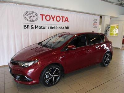 brugt Toyota Auris 1.8 HSD Touch & Go 5-dörr