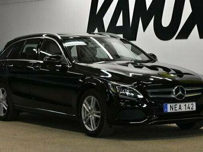 begagnad Mercedes C350e Comfort | P-värm | Navi | Hybrid | 279hk