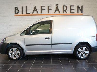 begagnad VW Caddy Skåpbil 1.6TDi AUT DRAG VÄRMARE