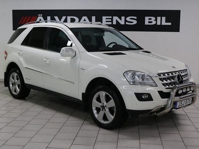 begagnad Mercedes ML320 CDI AMG 4-MATIC 7G-Tronic 224hk