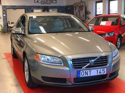 begagnad Volvo S80 2.5T Geartronic Kinetic 200hk
