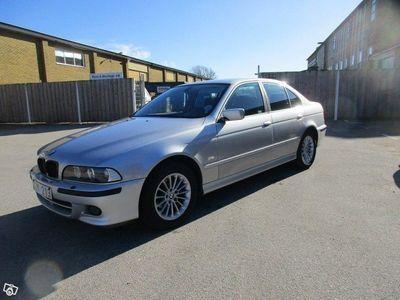 begagnad BMW 520 i Sedan 170hk -03