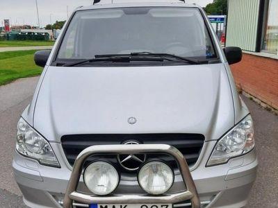 begagnad Mercedes Vito 116 CDI 4MATIC
