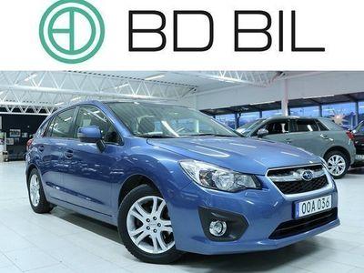 begagnad Subaru Impreza 1.6 SPORT 4WD 2014, Personbil 109 900 kr