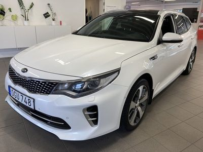 begagnad Kia Optima Sport Wagon SW 1,7 CRDI DRAG
