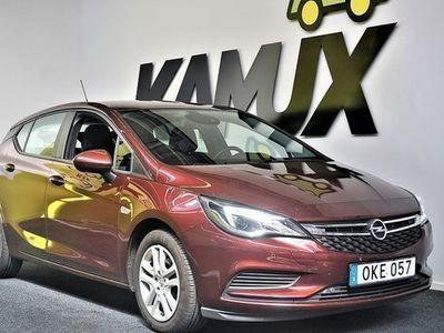 begagnad Opel Astra 1.0 Apple CarPlay | Bluetooth | 2018, Halvkombi 134 800 kr