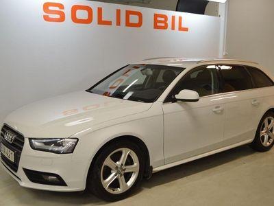 begagnad Audi A4 2.0 TFSI E85 180hk/Lamboratt/