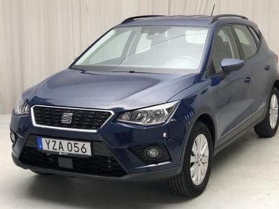 begagnad Seat Arona 1.0 TSI 5dr 2018, SUV 140 000 kr