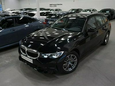 begagnad BMW 320 d xDrive Touring Sport Pkt Connected
