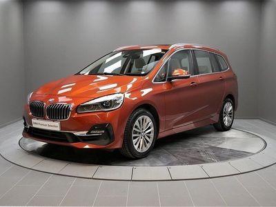 begagnad BMW 220 Gran Tourer i Aut Luxury Line Navigation Soltak Sportstolar m