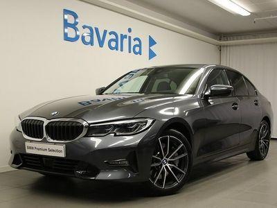 gebraucht BMW 330 i Sedan Sport line Värmare Laserlight Head-Up