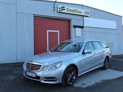 begagnad Mercedes E220 T CDI-10900MIL (170hk)DRAG