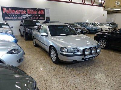begagnad Volvo S60 2.4Ny Besi Ny Servad Krok 140hk