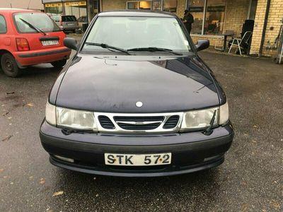 begagnad Saab 9-3 5-dörrar 2.0 T Automat SE 150hk Besiktigad