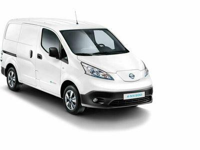 begagnad Nissan e-NV200 40 KWH Premium DSD 100% EL