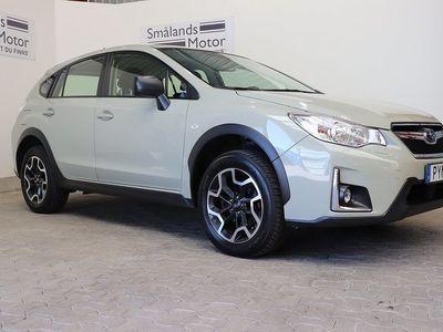 used Subaru XV 1,6i 5MT -16