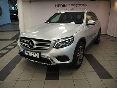 begagnad Mercedes GLC220 D Drag