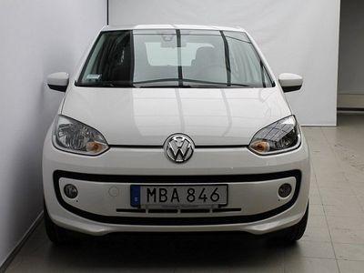 begagnad VW up! 1,0 75 HK/Drivepaket/Förlängd garanti