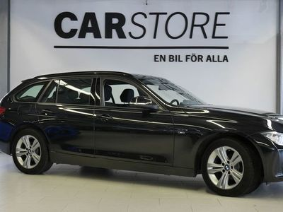 begagnad BMW 320 d xDrive Sportline Drag 184HK