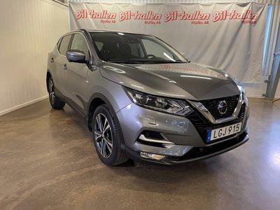 begagnad Nissan Qashqai DIG-T115 N-connecta X-tronic 756 kr skatt/år