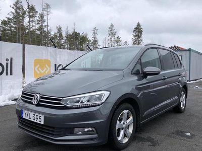 begagnad VW Touran 2.0 TDI