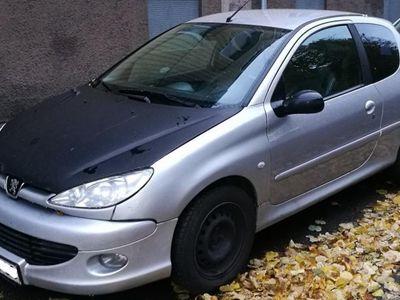 begagnad Peugeot 206 gti -99