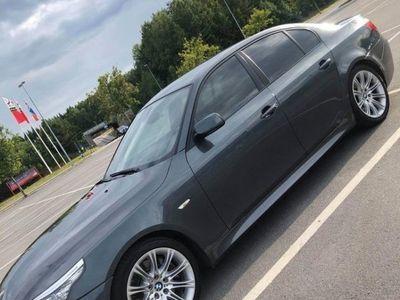 begagnad BMW 530 M paket Facelift, Aut, HUD, Nav
