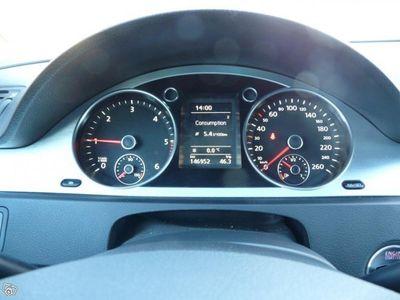 begagnad VW Passat 2.0 tdi Bluemotion Highline paket -09