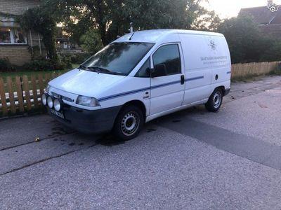 used Citroën Jumpy 1.9D -00