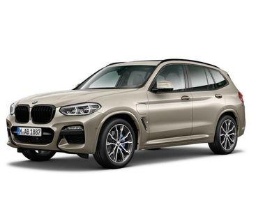 begagnad BMW X3 xDrive30e M Sport Innovation Driving Assistant Plus Panorama Drag Harman Kardon