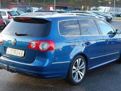 begagnad VW Passat Hgv TDI 170 R-Line Aut