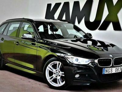begagnad BMW 328 i xDrive Touring   M-Sport   Navi   Drag   245hk